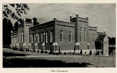The Haid Gymnasium