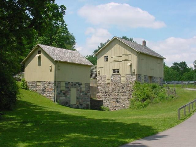 Parker Mill Complex