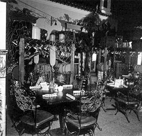 Los Novedades when it was the Steak and Brew in 1973