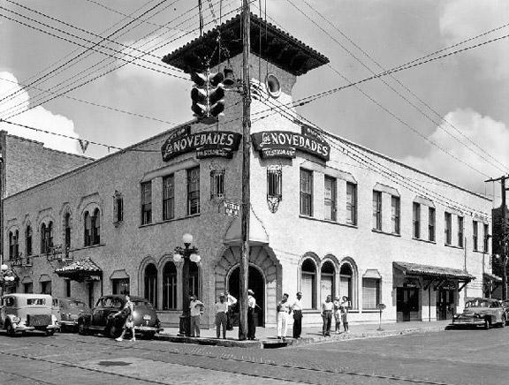 Novedades in 1947