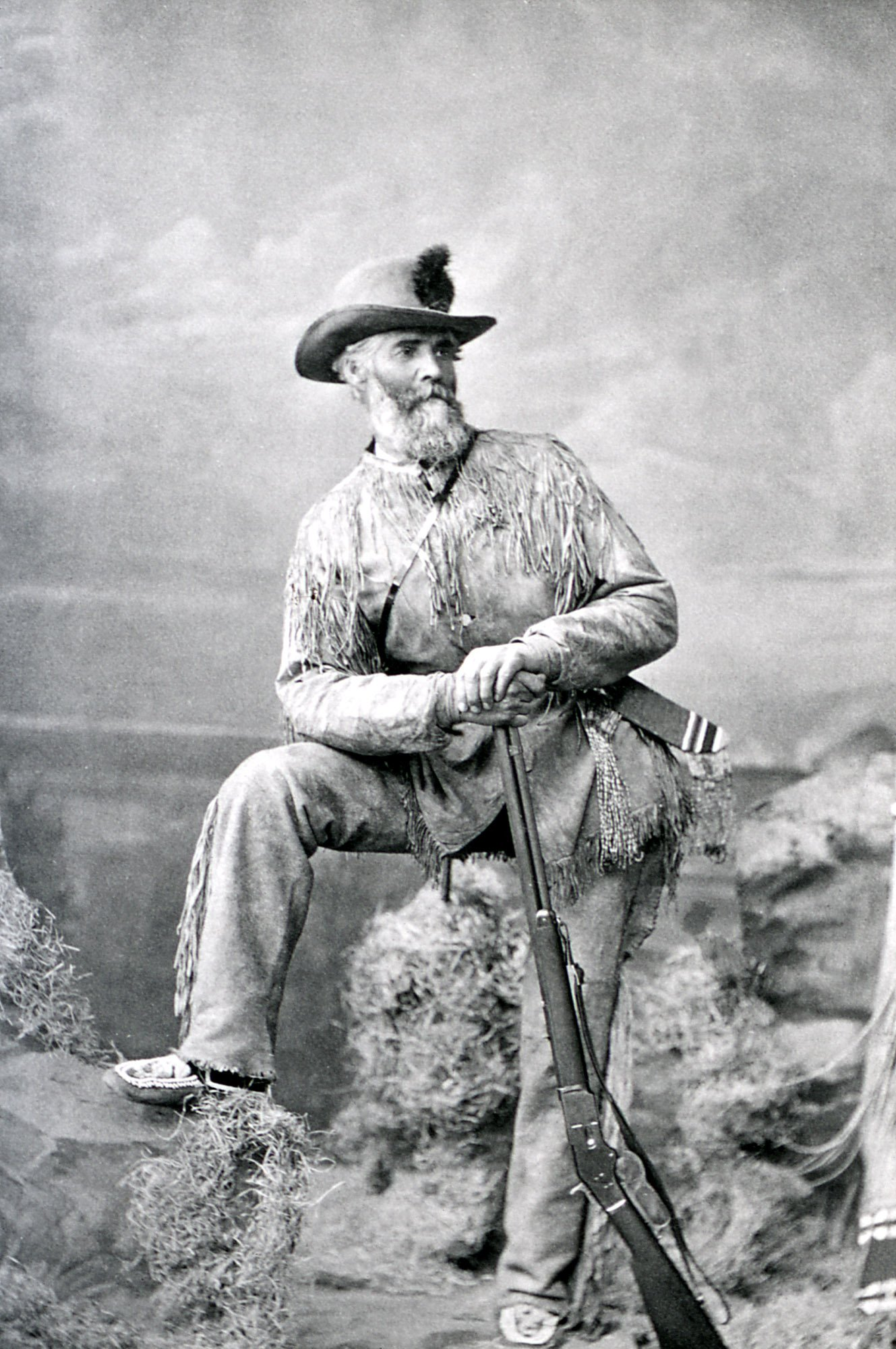 Philetus W. Norris lead the excavation of the Kanawha Valley mounds. A Union Colonel during the Civil War, he went on to be a famous trapper and Yellowstone Park's second superintendent. He died in 1885, not long after the Criel excavation.