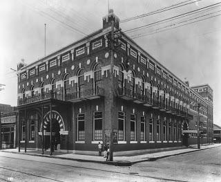 El Centro Español de Tampa in 1914