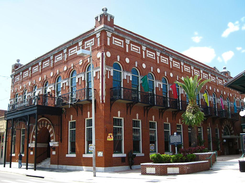 El Centro Español de Tampa today