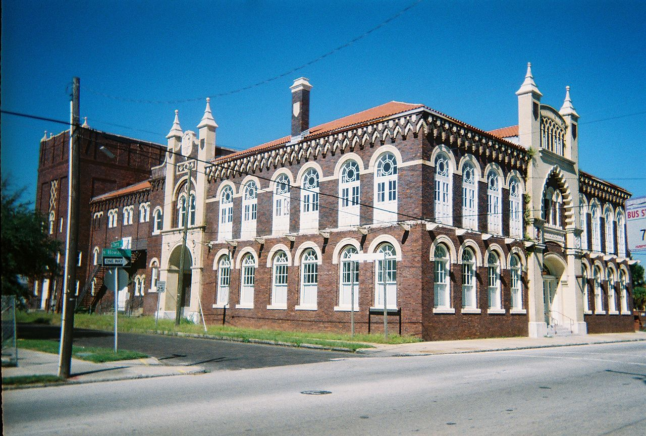 El Centro Español of West Tampa prior to renovations
