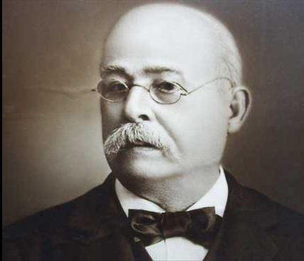 Vicente Martinez Ybor. Circa 1890