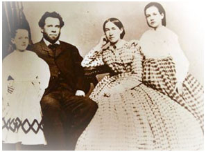 Henry Gassaway Davis and his family