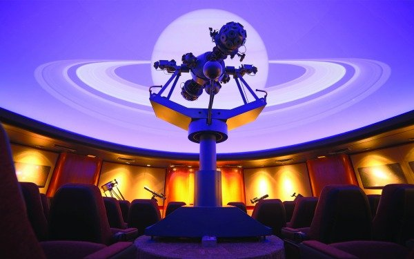 The planetarium offers a variety of public programs on weekends in addition to serving the students and faculty of Seminole State.