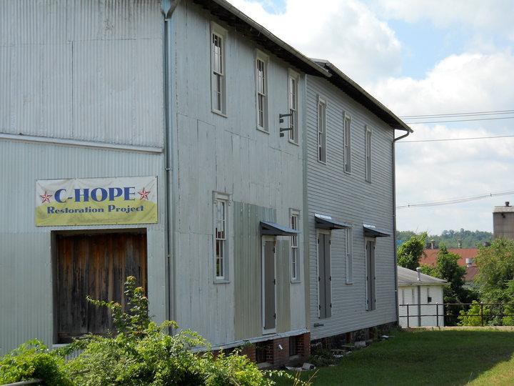 The Darden Mill/West Virginia Railroad Museum