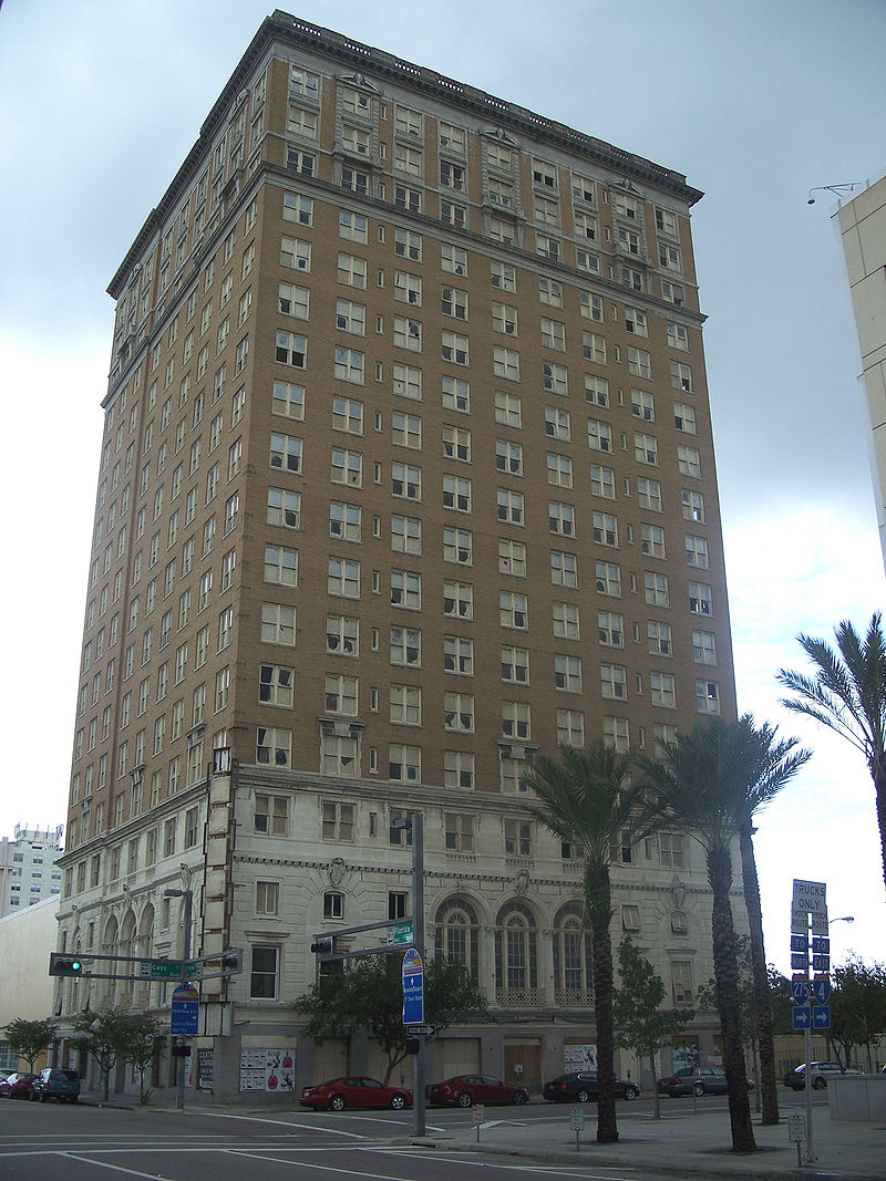 Floridan Palace as it looks today