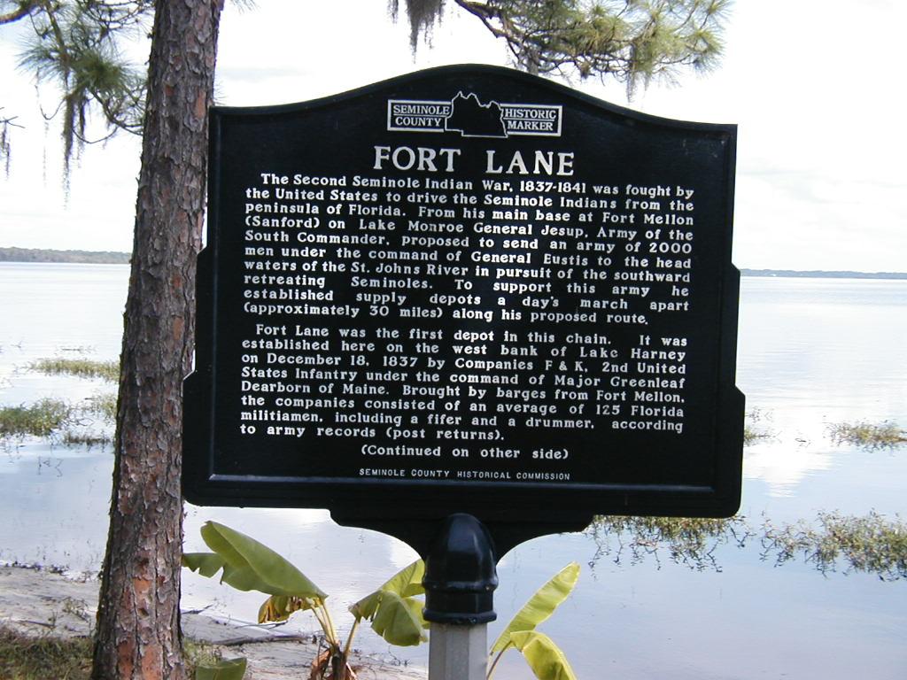 Fort Lane Park (Front)