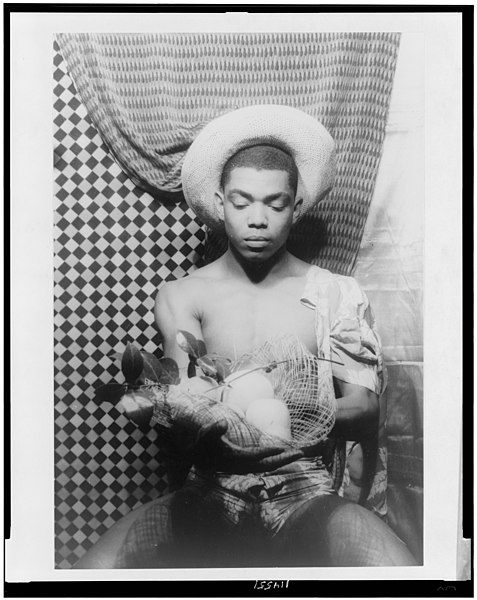 The famous choreographer Alvin Ailey left his papers to the archive after his death in 1989.