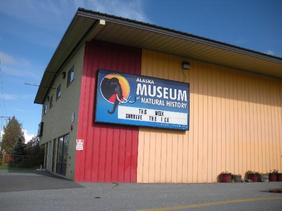 The Alaska Museum of Science and Nature