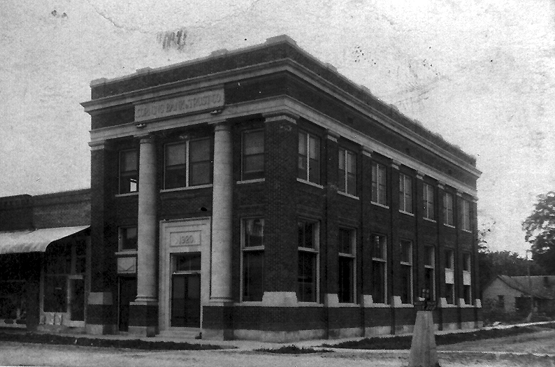 Corning Bank & Trust Company in Early Corning