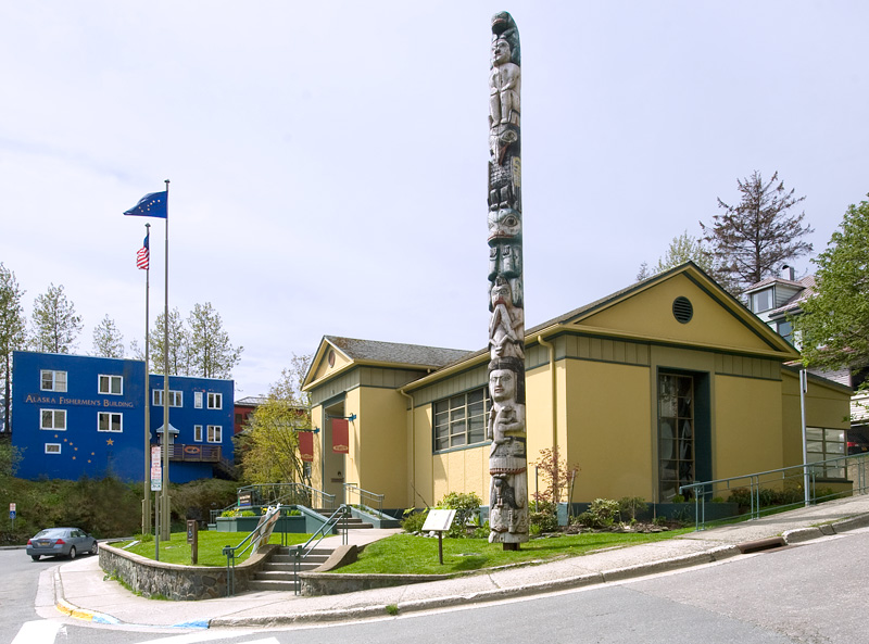 The Juneau-Douglas City Museum