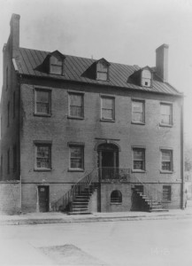 The Isaiah Davenport House- home to the Historic Savannah Foundation