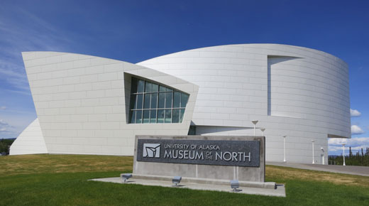 The University of Alaska Museum of the North