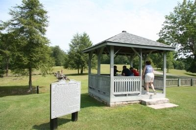 Carnifex Ferry Battlefield State Park
