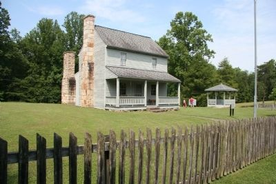 The Henry Patterson Home and Museum.
