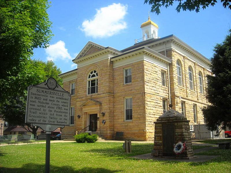 Nicholas County Veterans Memorial Park and Memorial