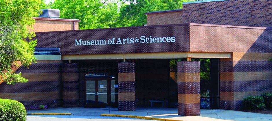 Museum of Arts and Sciences Macon