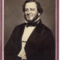CSA Sec. of War, Judah P. Benjamin.