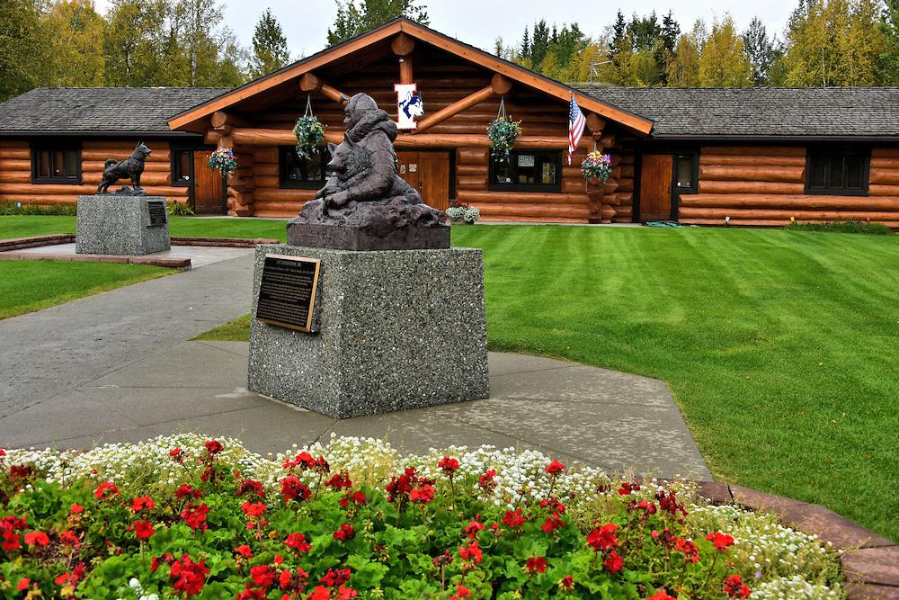 The Iditarod Headquarters