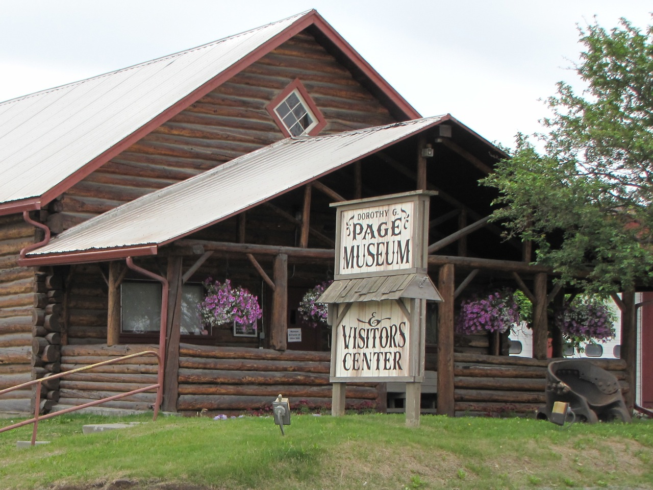 The Dorothy G. Page Museum
