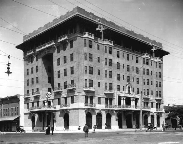 Hotel in 1910s