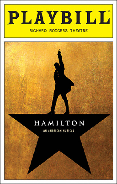 "Lin-Manuel Miranda's Broadway musical, Hamilton, is an artistic take on the life of this ""young, scrappy, and hungry"" statesman."