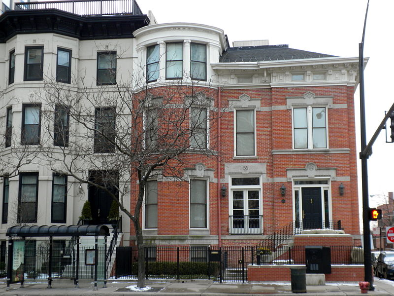 Swedish Club of Chicago Building - 