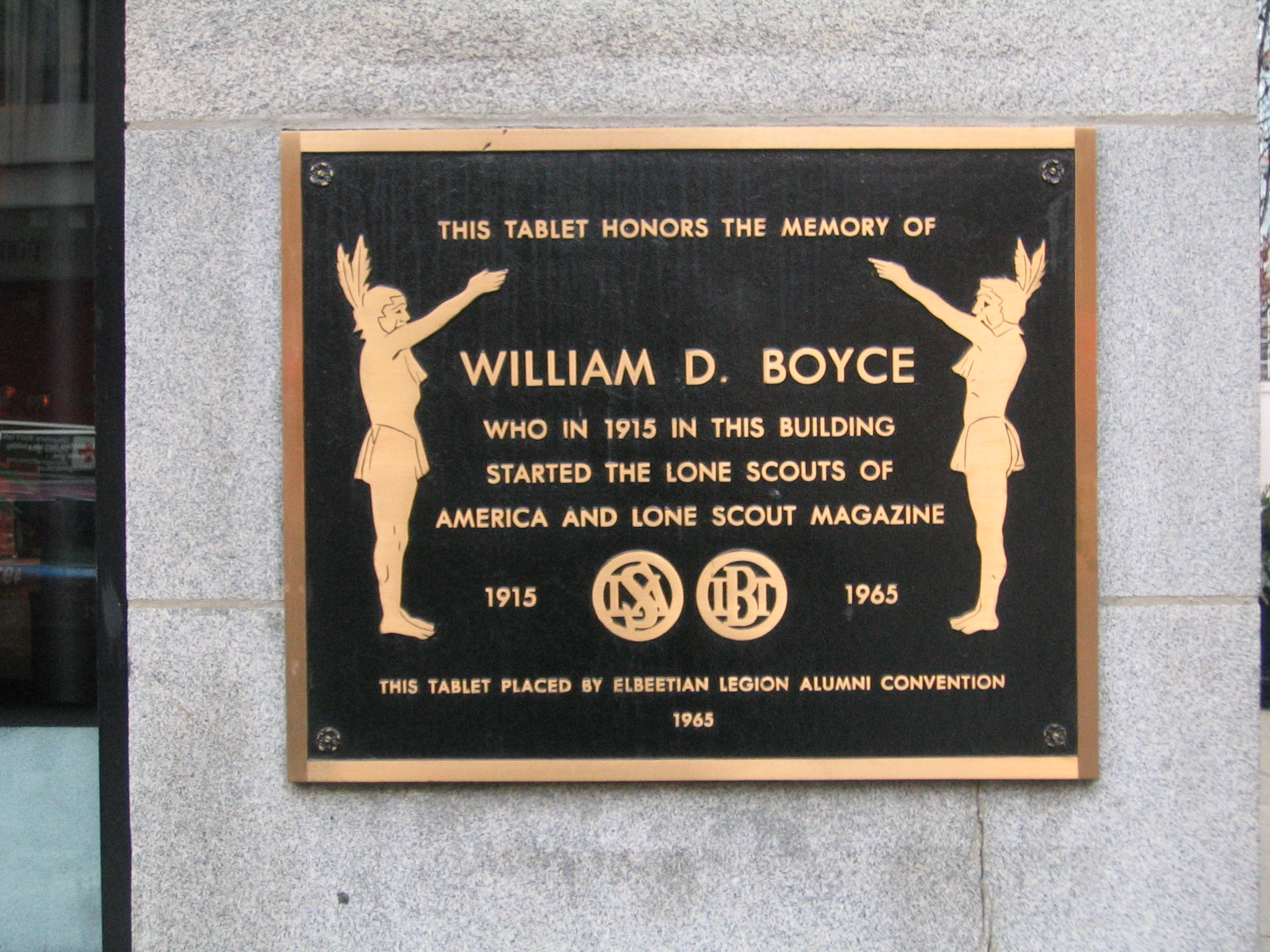 By Sarah from Chicago, Illinois, USA - Boyce building, CC BY 2.0, https://commons.wikimedia.org/w/index.php?curid=5121557