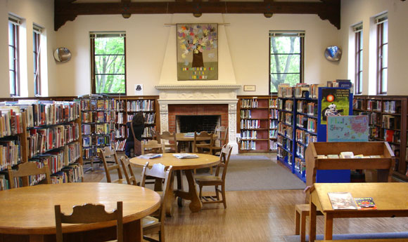 North Branch, Berkeley Public Library (2010)