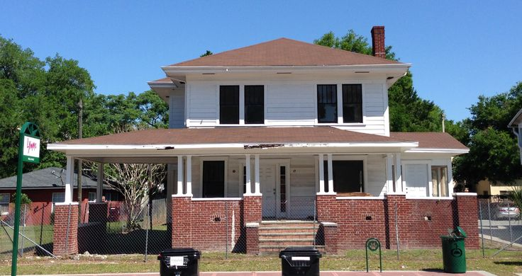 The William Monroe Wells house was built in 1927.