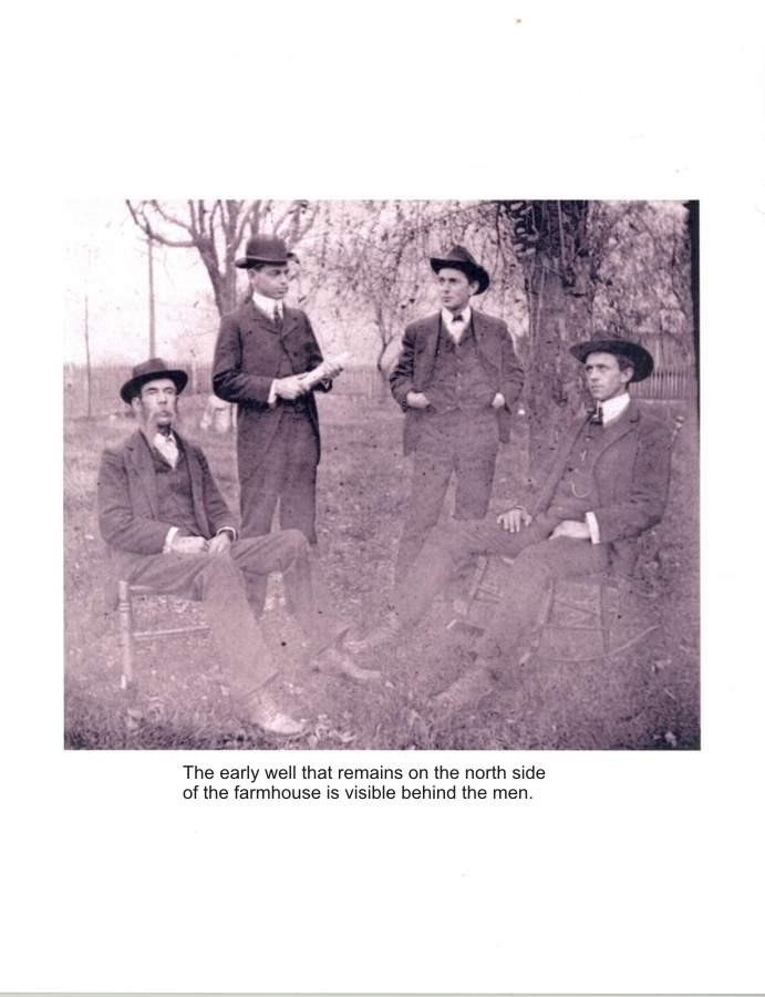 "Samuel A. J., Charles Schwob, Charles Showacre & Samuel A. ""Zan"" Cockayne"