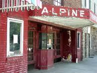 The Alpine prior to restoration.