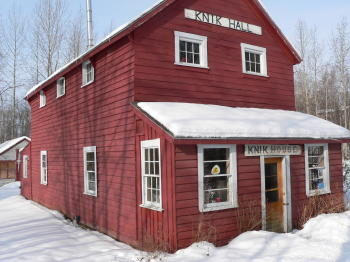 The Knik Museum and Mushers Hall of Fame