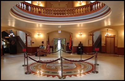 Capitol Building Rotunda