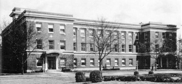 Senior Hall 1959