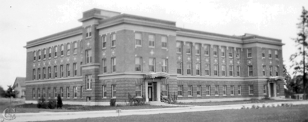 Senior Hall opened in 1920