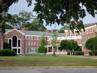 Wesleyan College Grounds