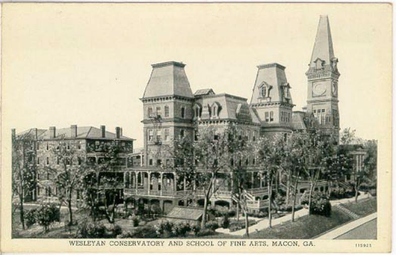 Old Wesleyan College