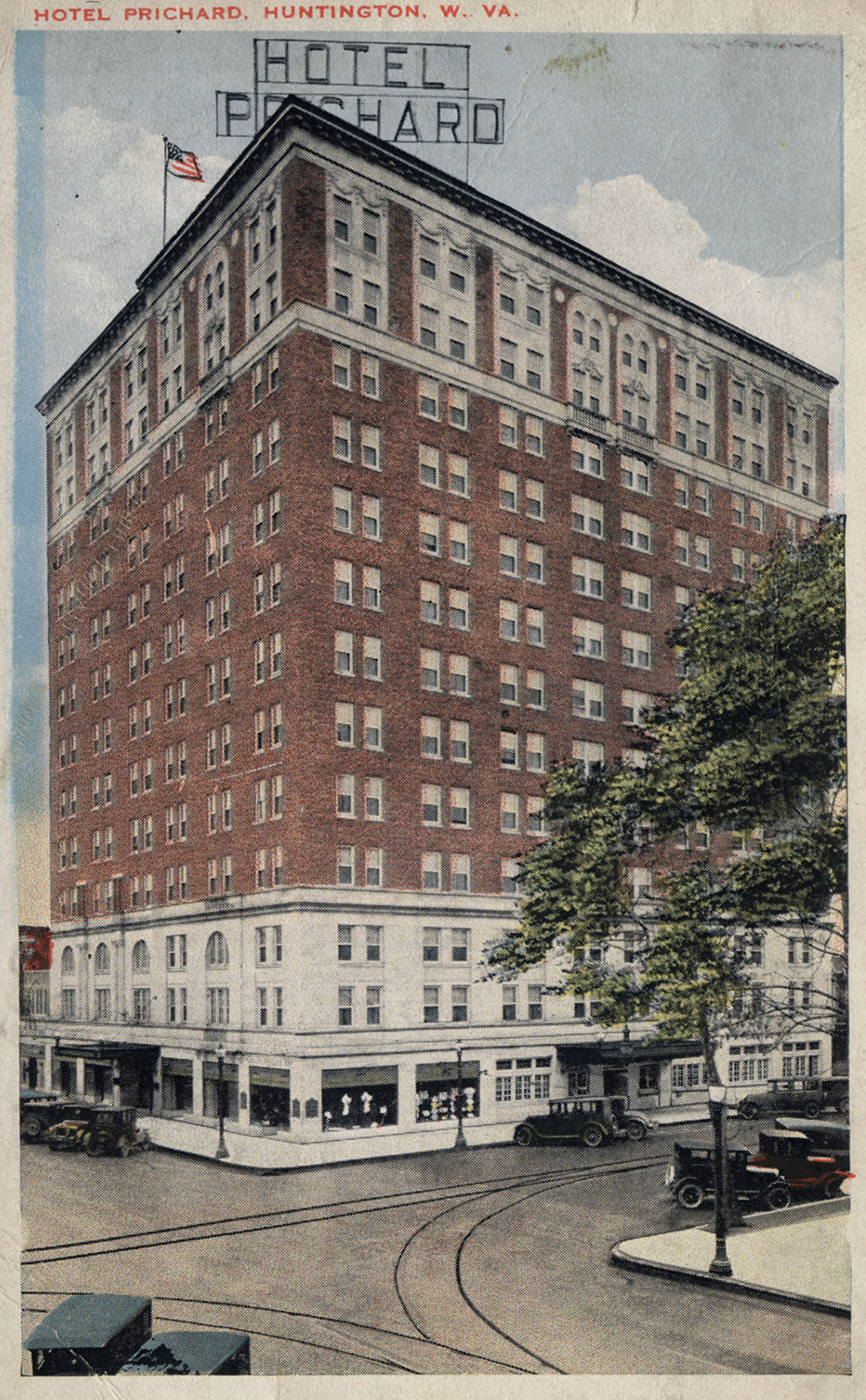 The Hotel Prichard