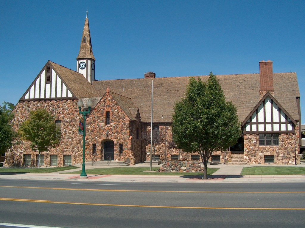 The Historic Rock Church in Cedar City, UT.  Rock Church Front, April 25, 2012, All Others, LDS Architecture, accessed November 14, 2016, https://ldsarchitecture.wordpress.com/category/meetinghouses/united-states/utah/all-others/