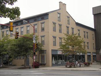 Kilpatrick's Headquarters (photo taken in 2006)