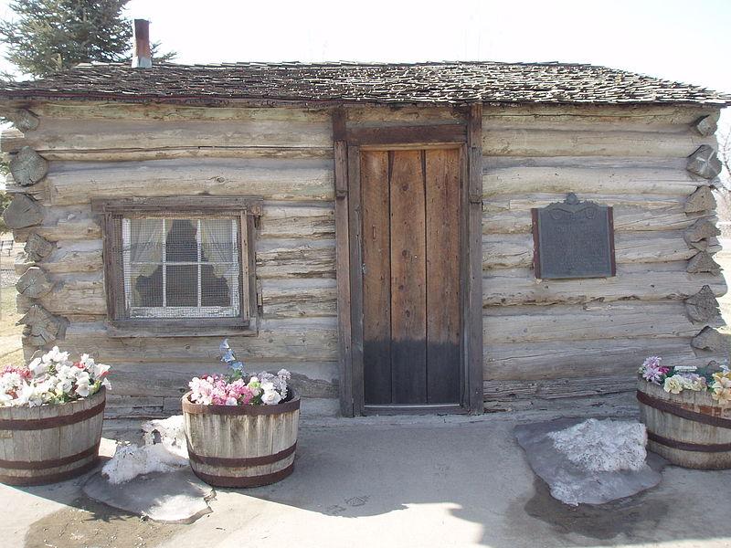 Wellington Pioneer Cabin Photo Cred. Jamie Powell