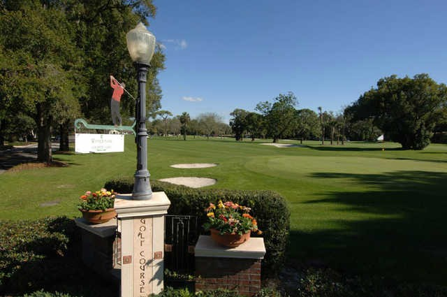 The Winter Park Country Club opened in 1914 and is one of the oldest golf clubs in the country.