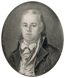 Portrait of Andrew Ellicott