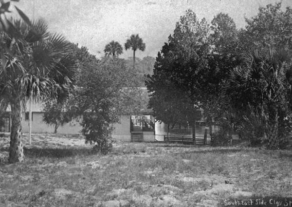 South East Side Clay Springs prior to 1940