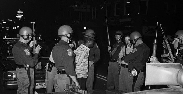 The Grand Rapids Race Riots of 1967 - From GRAAMA's Archives