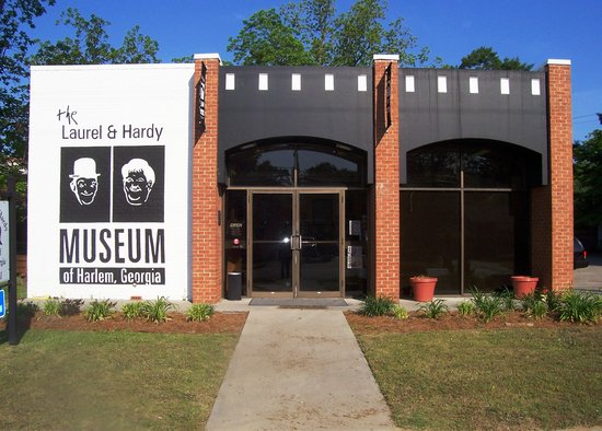The Laurel & Hardy Museum